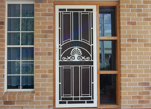Security Door Cast & Sydney Flyscreens - Flyscreens Security Doors Pet Products