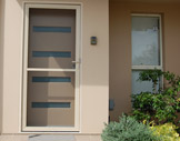 Hinged Flyscreen Door