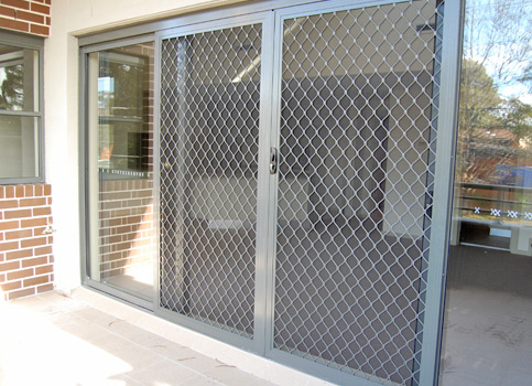 Security Door Sliding & Sydney Flyscreens - Flyscreens Security Doors Pet Products